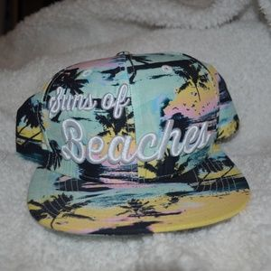 9ff7b9e54d4 Empyre Accessories - NWOT Empyre Suns of Beaches Snapback Hat